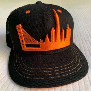 NWOT Aksels SF skyline hat